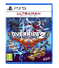 Override 2: Ultraman Deluxe Edition PS5