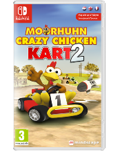 Moorhuhn Crazy Chicken Kart 2 Nintendo SWITCH