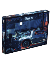Puzzle Back To The Future 1000 pièces