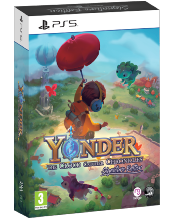 Yonder The Cloud Catcher Chronicles Enhanced Edition Signature PS5