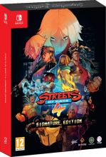 Streets of Rage 4 Switch Signature Edition
