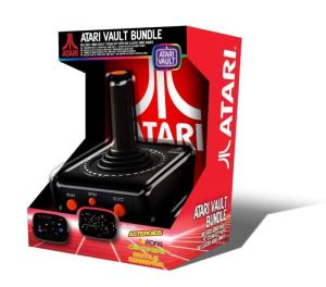 Atari Vault Bundle + USB Joystick - 100 Games