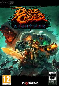 Battle Chasers : Nightwar PC