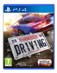 Dangerous Driving PS4