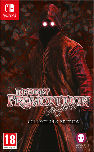 Deadly Premonition Origins Collector's edition SWITCH