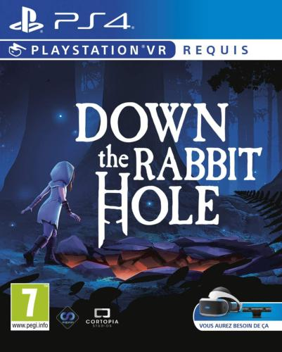 Down the Rabbit Hole PS4 VR