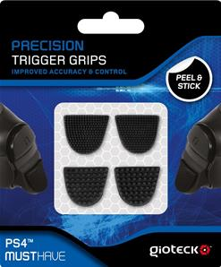 Gioteck Précision Trigger Grips pour PS4/Xbox One