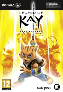 Legend of Kay Anniversary HD PC/MAC PC