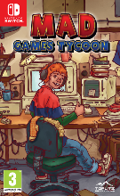Mad Games Tycoon Switch