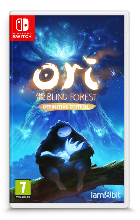 Ori and The Blind Forest Definitive Edition Nintendo SWITCH