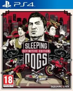 Sleeping Dogs Definitve edition PS4
