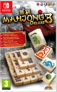 Mahjong Deluxe 3 SWITCH