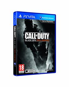 Call of Duty Black Ops 2 PSV
