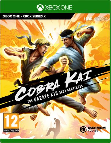 Cobrai Kai: The Karate Kid Saga Continues Xbox One