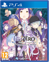 Re:Zero -The Prophecy of the Throne Standard Edition PS4