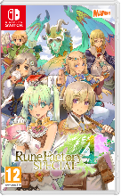 Rune Factory 4 Special SWITCH