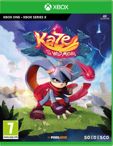 Kaze and the Wild Masks Xbox One