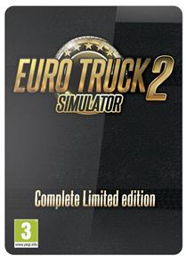 Eurotruck 2 Simulator Complete Limited Edition PC
