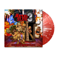 METAL SLUG 3: Original Soundtrack Limited Edition