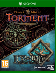 PlaneScape Torment & Icewind Dale Enhanced editions Xbox One (Beamdog Collection)