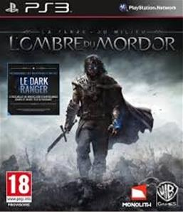 Shadow of Mordor/ La Terre du Milieu PS3