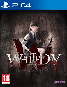 White Day : A Labyrinth named school PS4