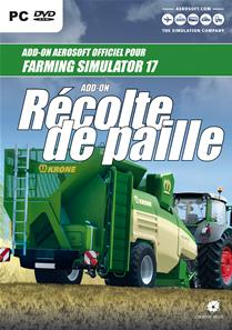 Farming Simulator add-on Récolte de Paille PC