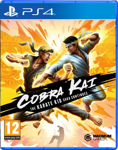 Cobrai Kai: The Karate Kid Saga Continues PS4