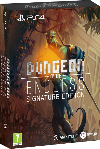 Dungeon of the Endless PS4 Signature Edition