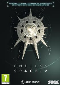 Endless Space 2 / PC (version Day One : artbook + poster)