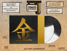 Johto Legends: Music from Pokemon Gold & Silver