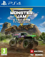 Monster Jam Steel Titans 2 PS4
