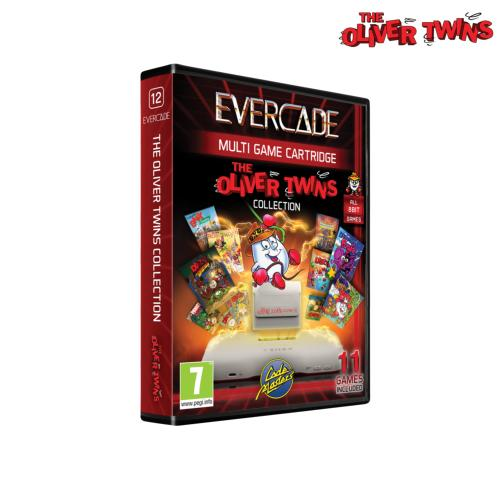Evercade Oliver Twins Collection 1 Cartouche 12