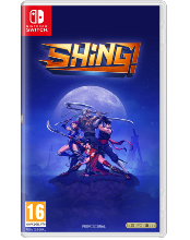 SHING! Nintendo Switch Just Limited