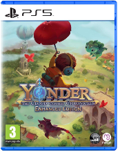 Yonder The Cloud Catcher Chronicles Enhanced Edition PS5