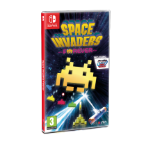 Space Invaders Forever Collection Switch