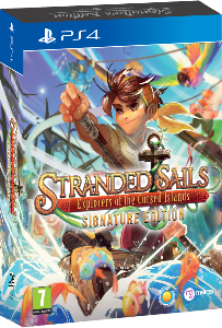Stranded Sails - Signature Edition PS4