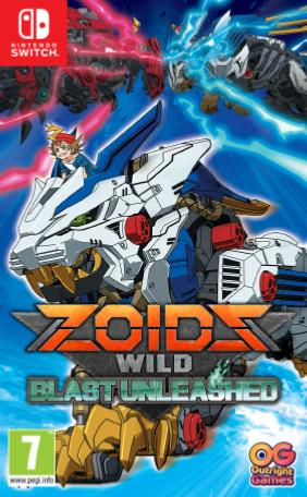 Zoids Wild : Blast Unleashed Switch