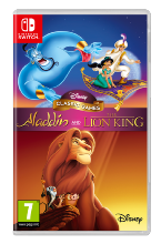 Aladdin et le Roi Lion Disney Classic Games SWITCH