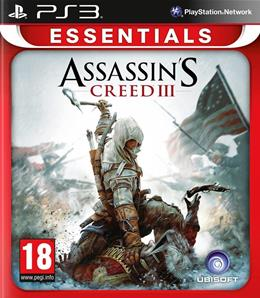 Assassin's Creed 3 Essentials - PS3