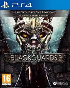 Blackguards 2 Limited Edition PS4