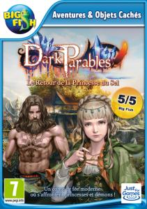 Dark Parables (14) Le Retour de la Princesse du Sel / PC