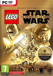 Lego Star Wars le Réveil de la Force Edition Deluxe / PC