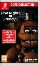 Five Nights at Freddy's: Core Collection SWITCH