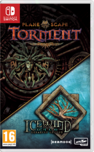 PlaneScape Torment & Icewind Dale Enhanced editions SWITCH (Beamdog Collection)