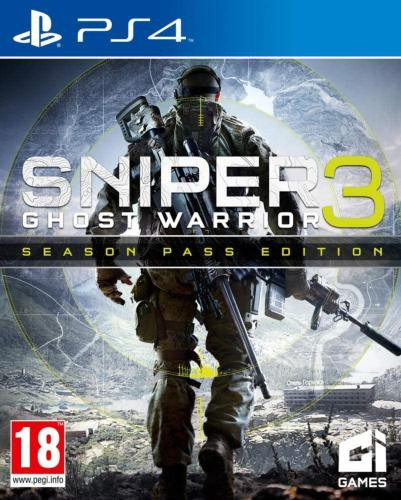 Sniper : Ghost Warrior 3 - édition Season Pass PS4