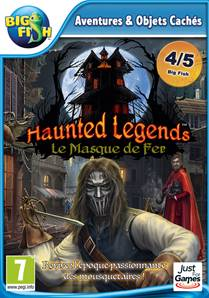 Haunted Legends (8) Le Masque de Fer PC