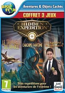 Hidden Expedition - Triple Pack 4+5+7 PC