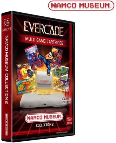 Blaze Evercade - Namco Collection 2 - Cartouche n° 06