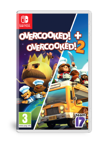 Overcooked! 1+2 Switch